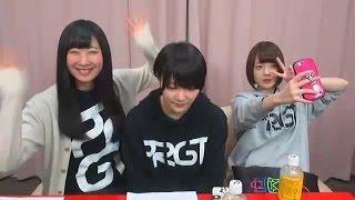 出演:Party Rockets GT NANASE、HARUKA、HIMEKA.
