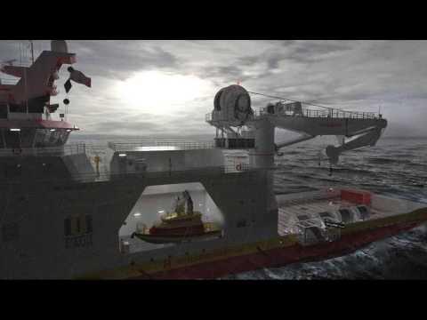 MacGREGOR Hydramarine offshore handling solutions