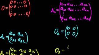 §2 Квадратные матрицы
