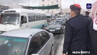 إغلاق شارع بعد حملة على محال مخالفة في مؤتة - (20/1/2020)