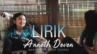 Download Mp3 Lirik Balasan Lagu Fiersa Besari Waktu Yang Salah  Cover By Deven Anneth
