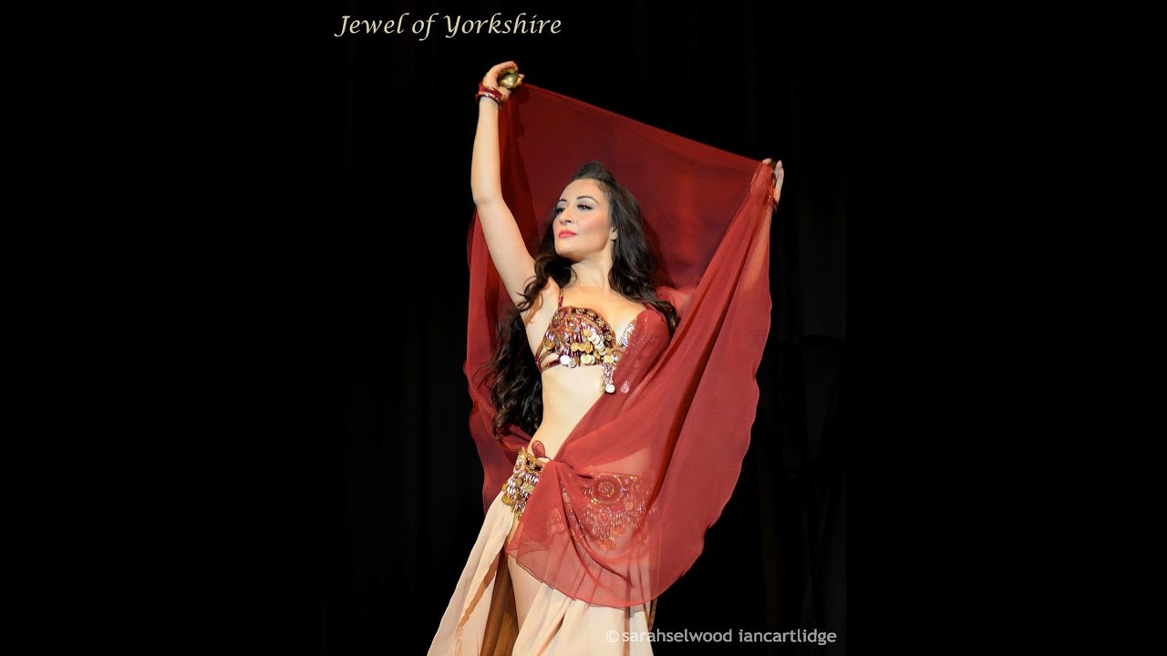 Turkish Belly Dancer Tevec | HIBC 1st Place Professional Solo, Canada