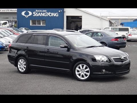 Sports And Imports >> 2007 Toyota Avensis Li Sports Wagon 2400cc VVTI Petrol ...