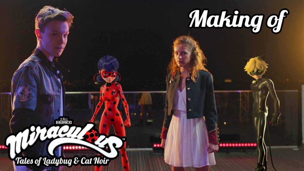 Download MIRACULOUS | 🐞 LOU & LENNI KIM - BEHIND THE SCENE 🐞 | Tales of Ladybug and Cat Noir