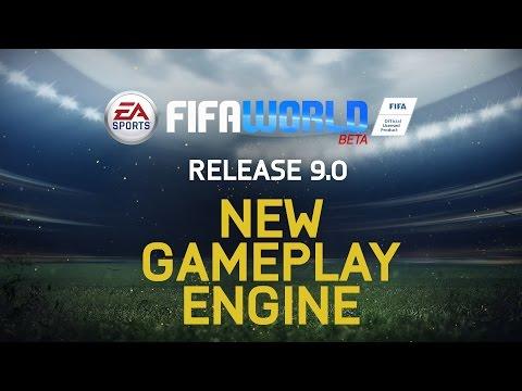 FIFA WORLD  New Gameplay Engine
