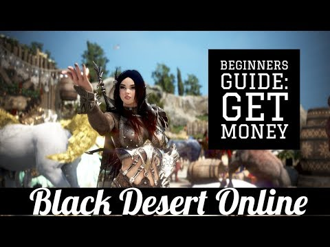 Black Desert Online [BDO] Beginners Guide: Make Up to 30 Mil Per Hour With 100AP