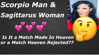 Good a match and Are sagittarius scorpios