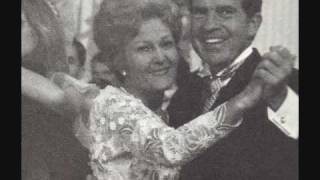 RICHARD NIXON TAPES: Mad at Barbara Walters (Pat Nixon/Ron Ziegler)