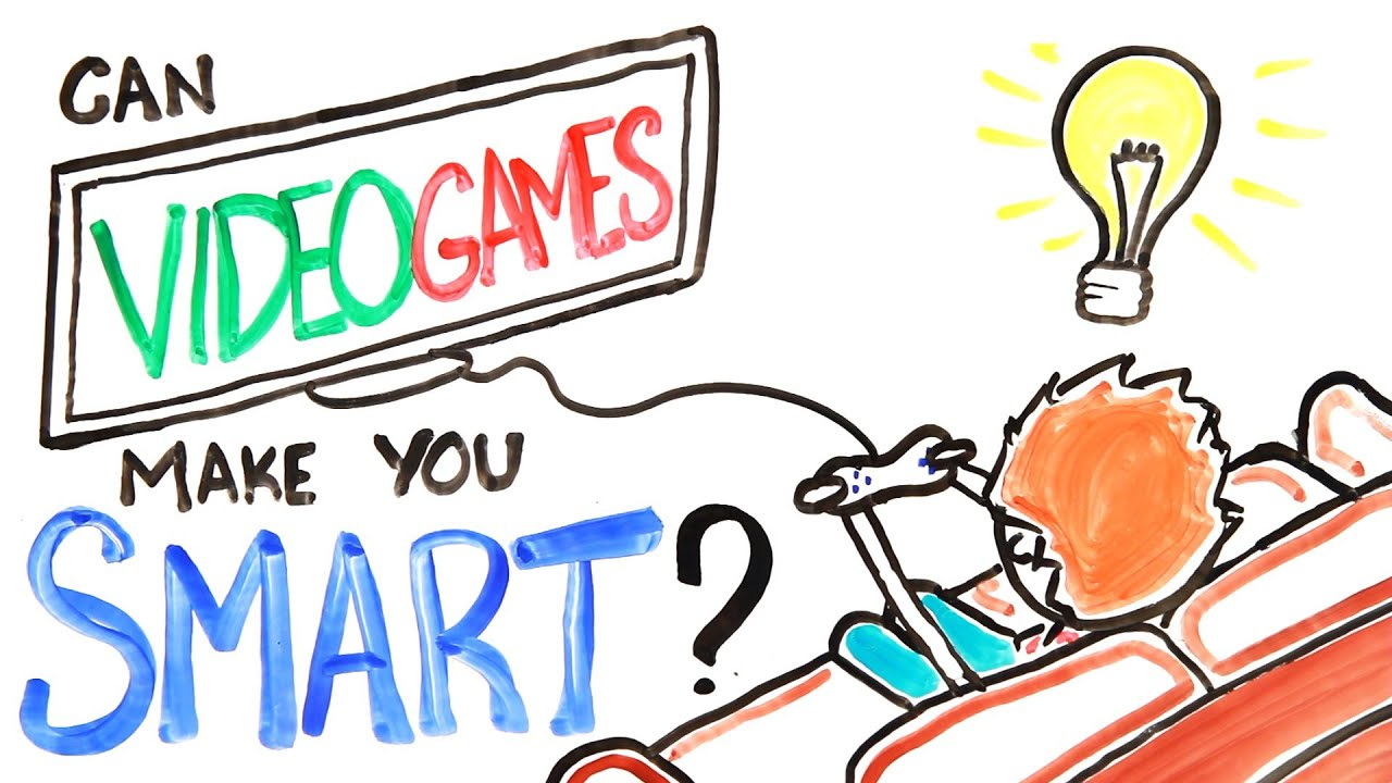Can Video Games Actually Make You Smarter