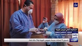2/6/2020 - 9 إصابات جديدة بفيروس كورونا في الأردن الثلاثاء حصري