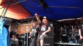 Lock Up - Triple Six Suck Angels LIVE Stonehenge Festival 2013