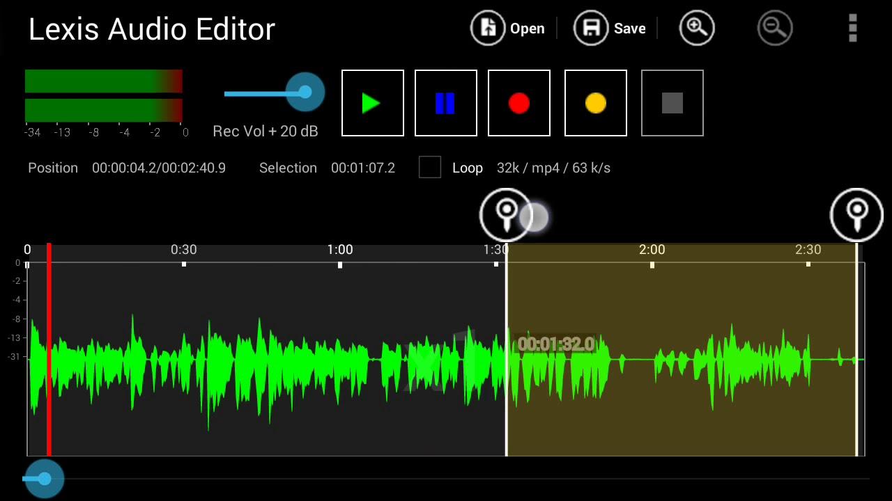Cara Mengedit Suara, Musik Profesional Di Android Dengan Lexis ...