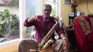 Charles McPherson and his Selmer Mark VI saxophone マクファーソン 検索動画 30