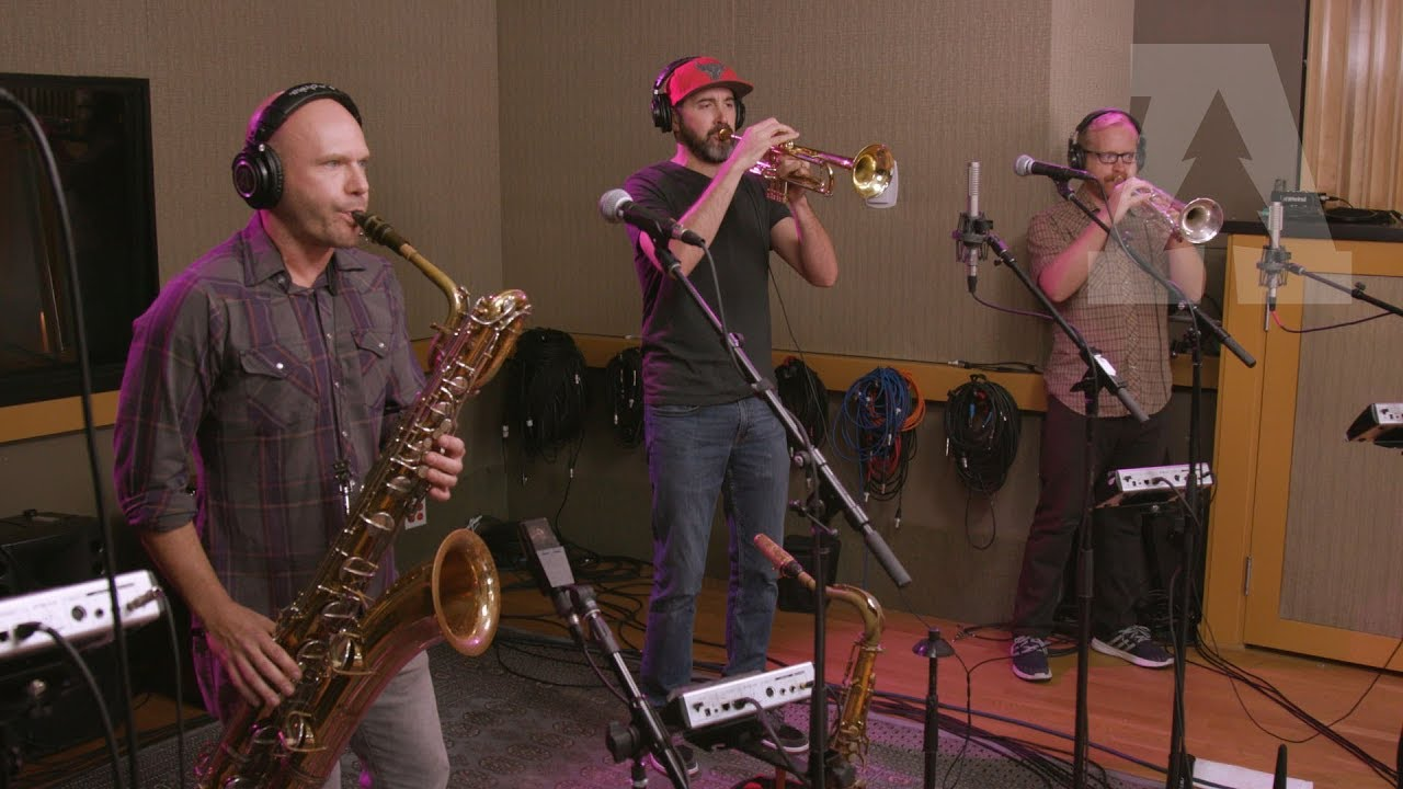 Lowdown Brass Band - Mystery - Audiotree Live (2 of 6)