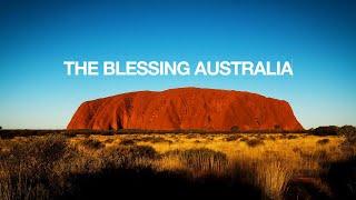 THE BLESSING AUSTRALIA - Churches UNITE to sing The Blessing over Australia