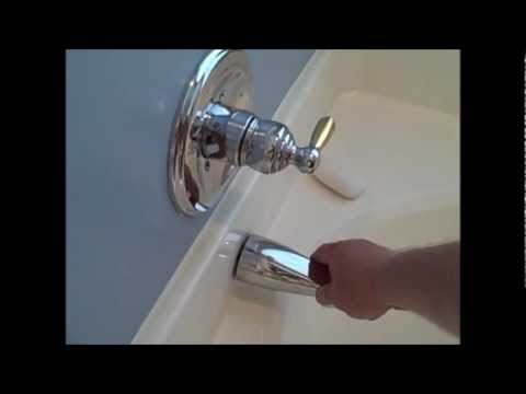 Bathroom Faucet Is Loose home inspector charlotte shows bathroom tub faucet loose hot cold