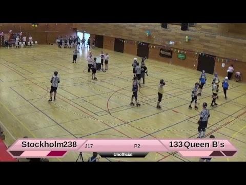 Stockholm Allstars vs Helsinki Queen B's
