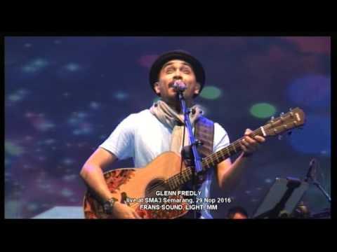 GLENN FREDLY live Concert SMA3 Semarang - TERANOVA 2016