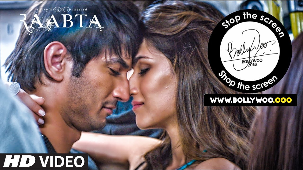 Download Relive the Raabta experience on Bollywoo  |  Sushant Singh Rajput &  Kriti Sanon