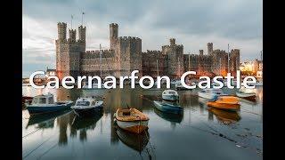 Caernarfon Castle (EP43) - architectural photography