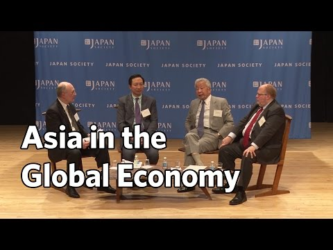 Asia in the Global Economy: Potential Growth & Looming Challenges