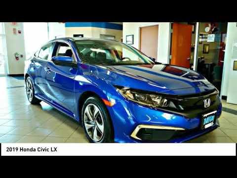 2019 Honda Civic Lx özellikleri