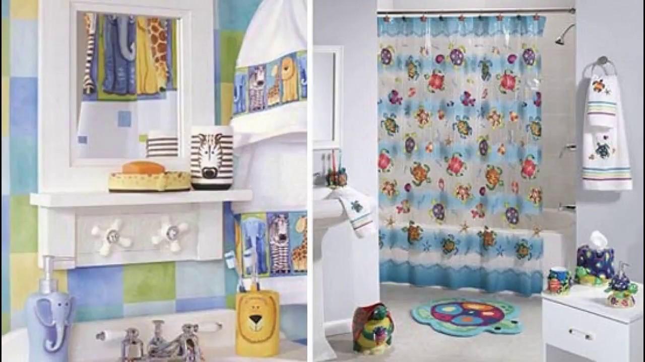 Top 40+ Creative Boys Bathroom Design Ideas 2019 | Interior ...