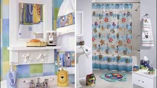 Top 40+ Creative Boys Bathroom Design Ideas 2019 | Interior Decorating Tour DIY