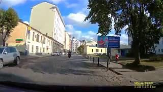 Выборг проезд около замка. Йошкар-Ола