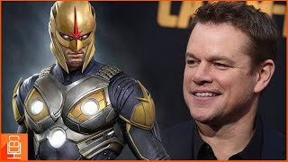 Matt Damon Joins MCU And cast of Thor Love & Thunder + Character Rumors