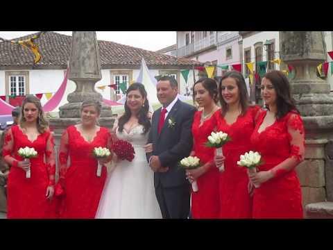 Torre de Moncorvo, 14 de Abril 2018. - Casamento.