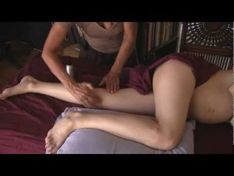 Arms, Legs, Thigh Spa Massage: Full Body Pregnancy Massage Techniques Part 2