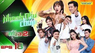 Nhanh Như Chớp | Mùa 2 - Tập 18: Hari Won nói Quang Đại