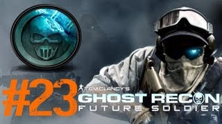 Ghost Recon Future Soldier Walkthrough #023 - Mission 8 - HD Gameplay No Commentary