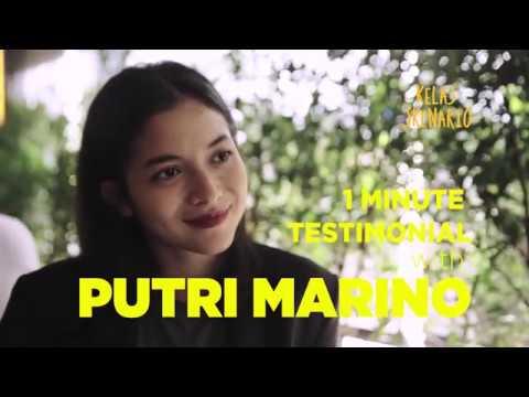 PUTRI MARINO TENTANG SKENARIO