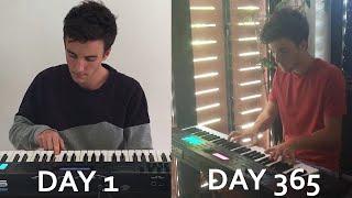1 Year of Piąno Progress