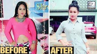 प्रियंका पंडित का बदला रूप, घटाया अपना वजन | priyanka pandit | lehren bhojpuri