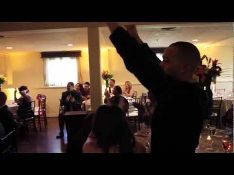 DJ Steven Fortes Wedding at the Villa in EB (2012)