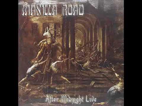 Manilla Road - After Midnight Live (1979) [Full EP] US Hard Rock/Heavy Metal