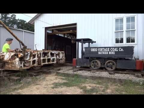 1918 Westinghouse Trolley Mine Locomotive