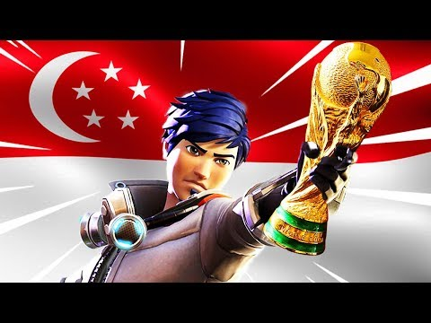 Is Singapore Ready for Fortnite's World Cup?
