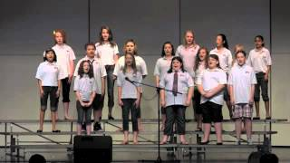 "Winlock Middle School Choir performs ""Sound of Music Medley"""