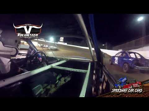 #A93 Nathan Adems - FWD - #Grinch40 - 12-7-19 Volunteer Speedway - In-Car Camera