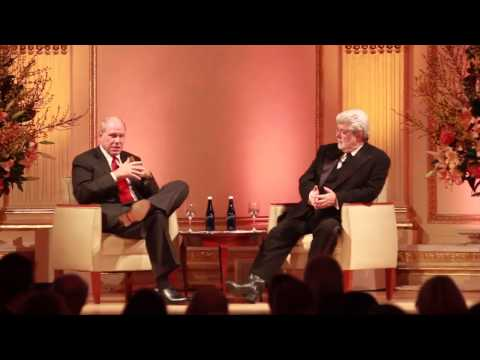 A Conversation with George Lucas and Michael Eisner