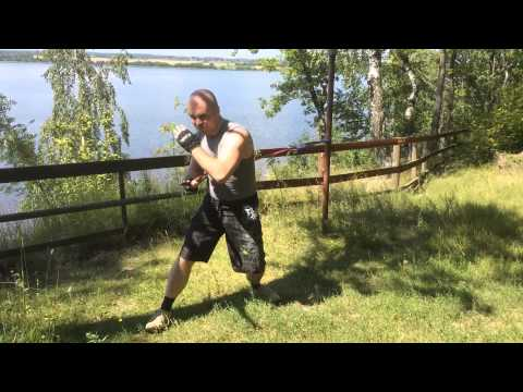 """Ножевой бой """"С.П.А.С."""", упражнения ножевого боя, СФП НБ часть1 (knife Fighting)"""