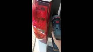 07 Tahoe Fix - ground wire issue [SOLVED]