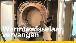 Hoe vervang je de warmtewisselaar van een Remeha Avanta cv-ketel?