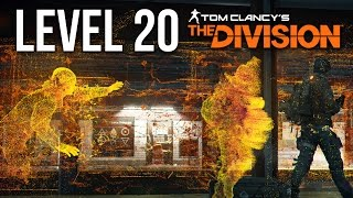 The Division Gameplay - LEVEL 20 MISSION (Hard) ECHO Walkthrough Part 3