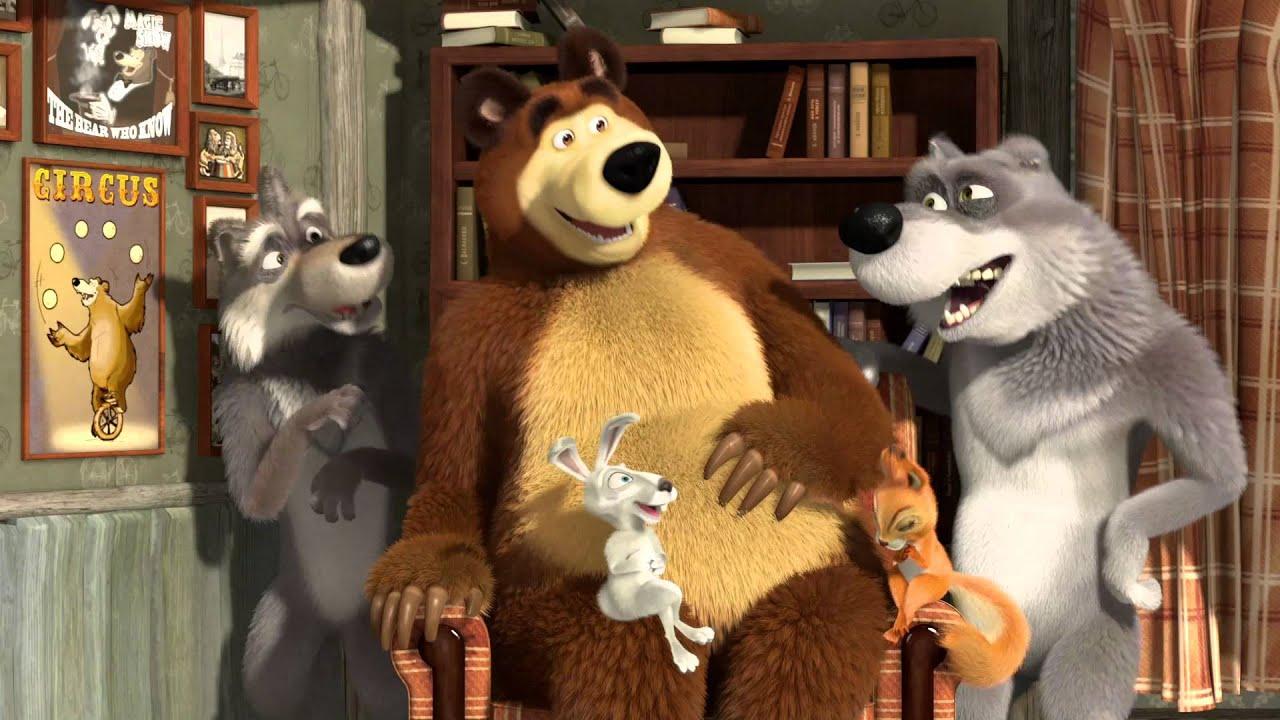 masha e orso amici per sempre