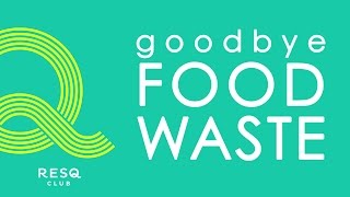 ResQ - An App to find bargain food and reduce Food Waste! [Food Design]